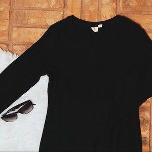 • GAP • long sleeve skater dress